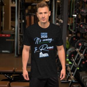 Kurzärmeliges Unisex-T-Shirt campioni