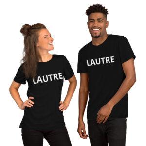 """Kurzärmeliges Unisex-T-Shirt """"Lautre"""""""